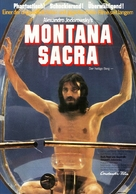 The Holy Mountain - German Movie Poster (xs thumbnail)