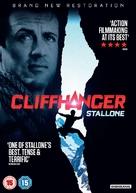 Cliffhanger - British Movie Cover (xs thumbnail)