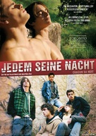 Chacun sa nuit - German Theatrical movie poster (xs thumbnail)