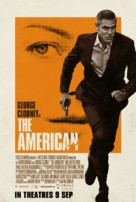 The American - Singaporean Movie Poster (xs thumbnail)