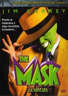 The Mask - Mexican Movie Cover (xs thumbnail)