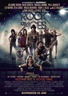 Rock of Ages - Swedish Movie Poster (xs thumbnail)