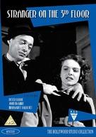 Stranger on the Third Floor - British DVD cover (xs thumbnail)
