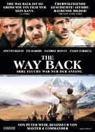 The Way Back - Swiss Movie Poster (xs thumbnail)