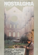 Nostalghia - Italian Movie Poster (xs thumbnail)