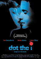 Dot The I - German Movie Poster (xs thumbnail)