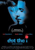 Dot The I - German Movie Poster (xs thumbnail)