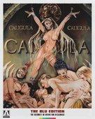 Caligola - British Blu-Ray movie cover (xs thumbnail)