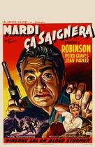 Black Tuesday - Belgian Movie Poster (xs thumbnail)