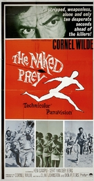 The Naked Prey - Movie Poster (xs thumbnail)