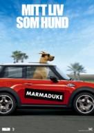 Marmaduke - Swedish Movie Poster (xs thumbnail)