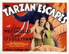 Tarzan Escapes - Movie Poster (xs thumbnail)