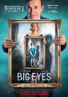 Big Eyes - Spanish Movie Poster (xs thumbnail)