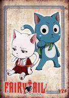 """Fairy Tail"" - DVD cover (xs thumbnail)"
