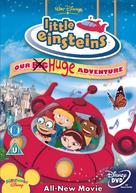 """""""Little Einsteins"""" - British DVD movie cover (xs thumbnail)"""