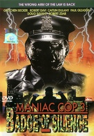 Maniac Cop 3: Badge of Silence - Movie Cover (xs thumbnail)