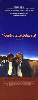 Melvin and Howard - Theatrical poster (xs thumbnail)