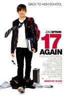 17 Again - German Movie Poster (xs thumbnail)