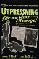 The Big Sleep - Swedish Movie Poster (xs thumbnail)