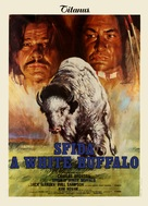The White Buffalo - Italian Movie Poster (xs thumbnail)