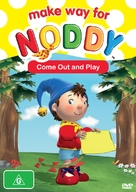 """Make Way for Noddy"" - Australian DVD cover (xs thumbnail)"