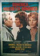 Sunday Bloody Sunday - Italian Movie Poster (xs thumbnail)