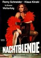 L'important c'est d'aimer - German Movie Poster (xs thumbnail)