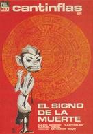 Signo de la muerte, El - Mexican Movie Poster (xs thumbnail)