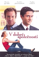 In Good Company - Czech DVD movie cover (xs thumbnail)