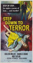 Step Down to Terror - Movie Poster (xs thumbnail)