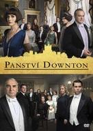 Downton Abbey - Czech DVD movie cover (xs thumbnail)