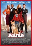 Annie - Portuguese Movie Poster (xs thumbnail)