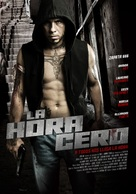La hora cero - Venezuelan Movie Poster (xs thumbnail)