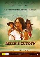 Meek's Cutoff - Australian Movie Poster (xs thumbnail)