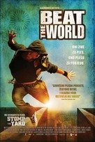 Beat the World - Croatian Movie Poster (xs thumbnail)