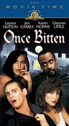 Once Bitten - VHS cover (xs thumbnail)
