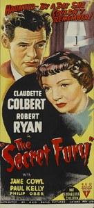 The Secret Fury - Australian Movie Poster (xs thumbnail)