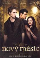 The Twilight Saga: New Moon - Czech Movie Cover (xs thumbnail)