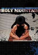 The Holy Mountain - DVD cover (xs thumbnail)