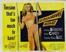 Screaming Mimi - Movie Poster (xs thumbnail)