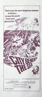 City Beneath the Sea - Australian Movie Poster (xs thumbnail)