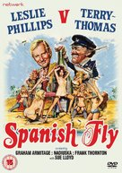 Spanish Fly - British DVD cover (xs thumbnail)