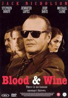 Blood and Wine - Dutch Movie Cover (xs thumbnail)