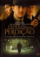 Road to Perdition - Brazilian DVD cover (xs thumbnail)
