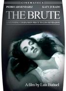 El Bruto - DVD cover (xs thumbnail)