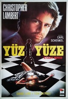 Knight Moves - Turkish Movie Poster (xs thumbnail)