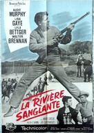 Drums Across the River - French Movie Poster (xs thumbnail)