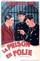 La prison en folie - French Movie Poster (xs thumbnail)