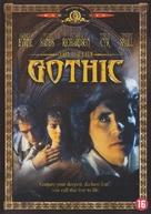 Gothic - Dutch DVD cover (xs thumbnail)