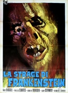 I Was a Teenage Frankenstein - Italian Movie Poster (xs thumbnail)